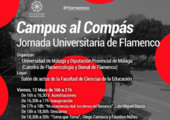 JORNADA UNIVERSITARIA DE FLAMENCO